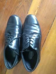 Sapato uniforme tiradentes