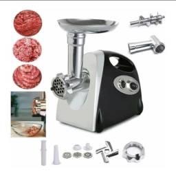 Moedor De Carne Elétrica 110v Linguiça Kibe Premium 2800w