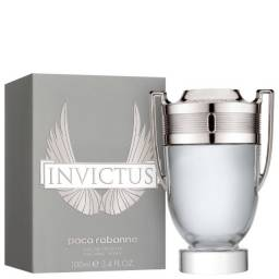 Título do anúncio: Perfume Paco Rabanne Invictus Eau de Toilette - 100ml