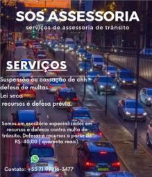 A&A. Assessoria de Trânsito