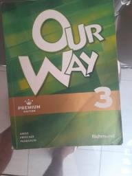 Livro didático  inglês 7 ano