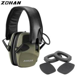 Título do anúncio: Protetor Auricular Abafador Eletrônico Zohan