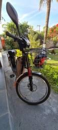 Bicicleta elétrica Sousa motos
