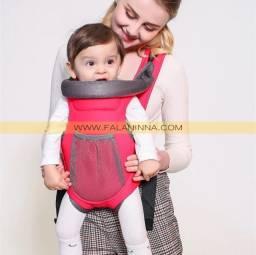 Mamãe e Bebê Canguru Ergonômico | fa la ninna