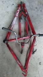 Título do anúncio: Quadro de bicicleta