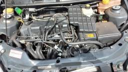 Ford Ka 2003 preto completo