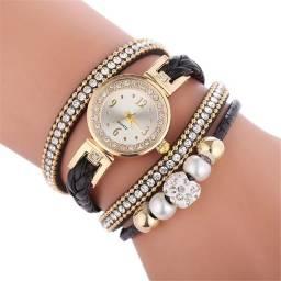 Relógio com pulseira feminino