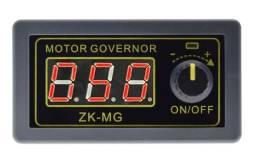 Controlador PWM corrente DC de 5-30v e 5a ZK-MG