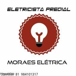 Eletricista predial em geral