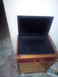 Nootbook Dell de 1 terá de memória