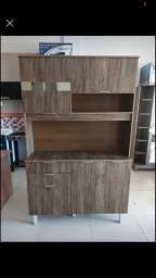 Armário de cozinha novo Mdp