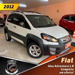 FIAT IDEA ADVENTURE 1.8 TOP