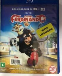 Blu ray Touro Ferdinando