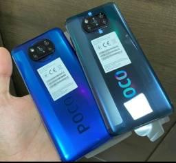 Xiaomi poco X3 64GB/128GB 6GB RAM TELA 6.67 64mpx câmera novos