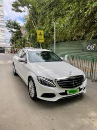 Título do anúncio: Mercedes C180 Exclusive 2018