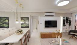 Apartamento de 2 quartos com suítes de 64m² no Setor Aeroporto em Goiânia