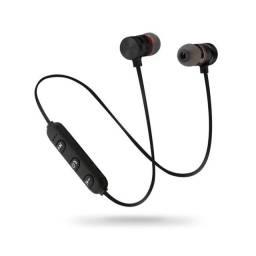 ?Promoção?Fone de ouvido sem fio intra-auriculares, esportivos com Bluetooth
