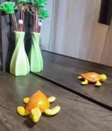 Tartaruga brinquedo pequena