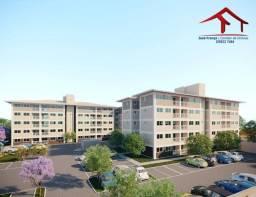 Apartamento com 2 dormitórios à venda, 52 m² por R$ 223.000,00 - Parangaba - Fortaleza/CE