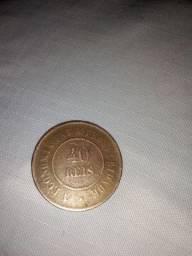 Vendo essa moeda antiga