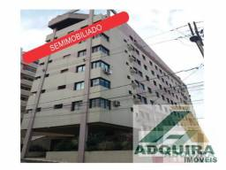 Apartamento com 3 quartos no Edifício Vitória Regia - Bairro Centro em Ponta Grossa