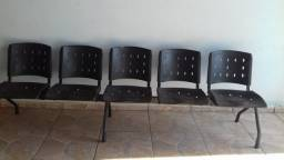 Cadeiras de Sala de espera