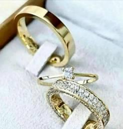 Alianças de Casamento na Moeda Antiga