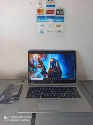 Título do anúncio: Elitebook HP 840 G6 Gamer FULL HD Core I5 8th+8gb Ram+ssd256gb M2-Oferta-Entregamos