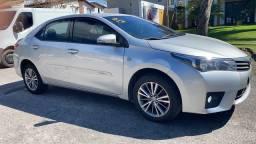 Título do anúncio: Corolla XEI 2.0 Flex 76mil km Único Dono