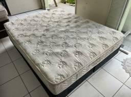 cama box queen size - Ferrara - entrego
