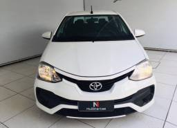 Toyota Etios 1.5 Automático 2018