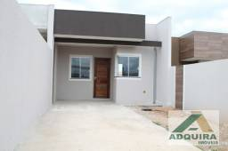 Casa com 2 quartos - Bairro Cará-cará em Ponta Grossa