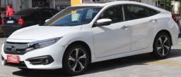 Civic Touring 1.5 - Teto Solar . Automático . Turbo - 2017