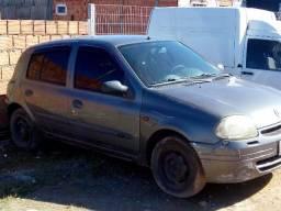 Clio 1.0 8 válvulas ano 2000