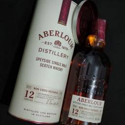 Whisky Aberlour 12 Anos Non Chill-Filtered