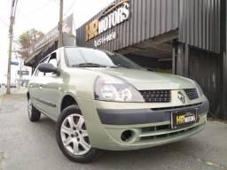 Título do anúncio: Renault Clio Sedan 1.0 2004 ( único dono )