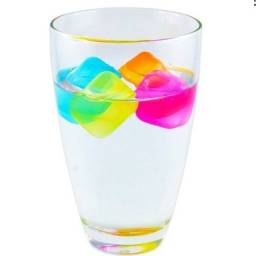 Gelo Artificial Colorido Ice Cubes Colors