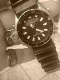 Relógio citizen aqualand