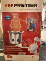 Fonte de chocolate 3 andares