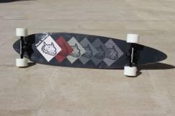 Skate Longboard Red Nose Boxing Alta Performance - Lacrado