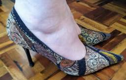 Título do anúncio: Leia o Anúncio!!! Sapato Scarpin. Tamanho 36