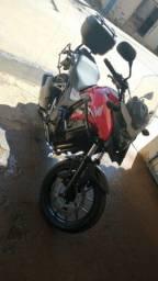 moto cb500x muito nova