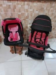 Título do anúncio: bebê conforto e Carrinho