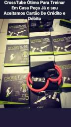 Vendo 6 Elástico CrossTube Novo