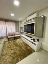 Apartamento para venda tem 134 metros quadrados com 3 suítes em Goiabeiras - Cuiabá - Mato