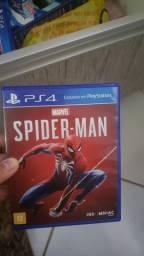 Jogo spider man para ps4