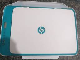 Impressora HP com pouco tempo de uso
