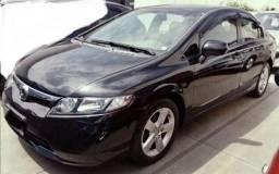 Honda Civic New Civic LXS Mecânico Não aceito Troca - 2007