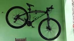 Bike: lotus semi nova (aro 29)