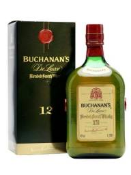 Delivery Buchanan's de luxe 12 years 1L